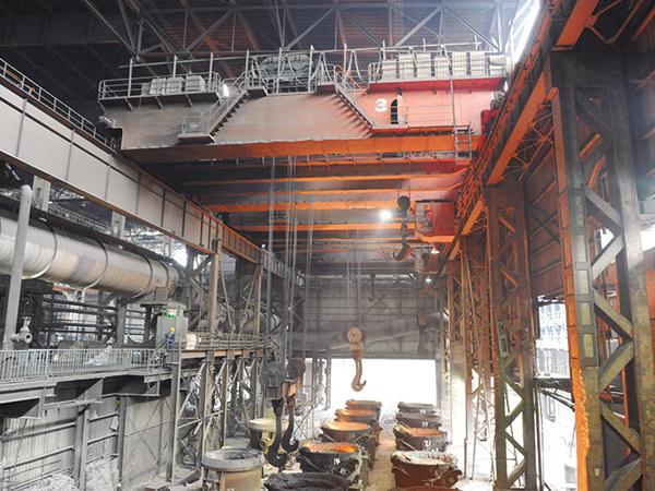 Metallurgical Bridge Crane