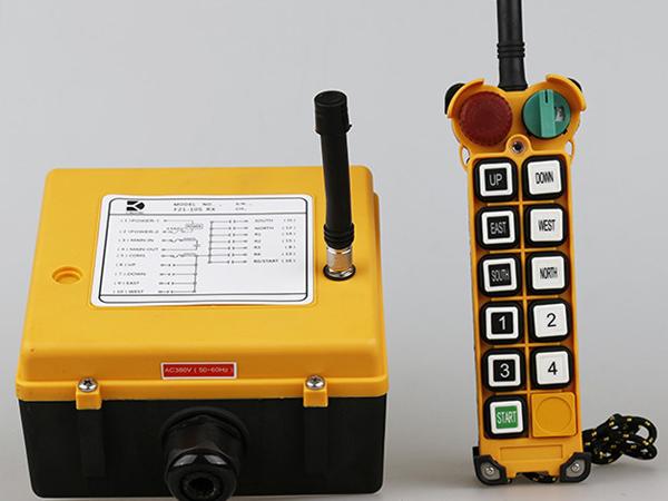 Overhead Crane Wireless Remote Control