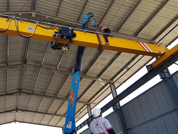 3 Ton Overhead Crane For Sale Bolivia