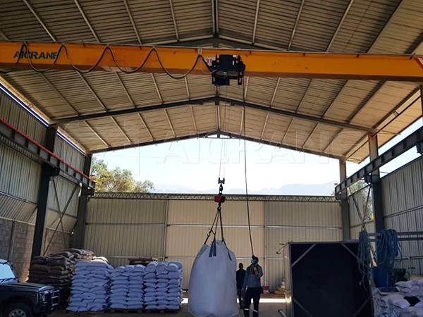 3 Ton Overhead Crane Bolivia