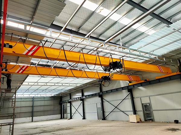 AQ-HD European Standard Electric Overhead Travelling Crane
