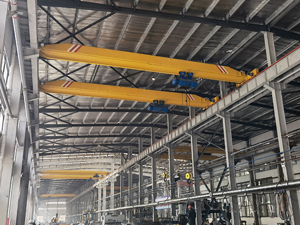 AQ-LD Electric Overhead Traveling Crane For Sale