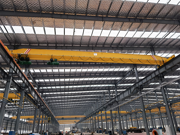 AQ-LD Single Girder Overhead Crane for Sale Philippines