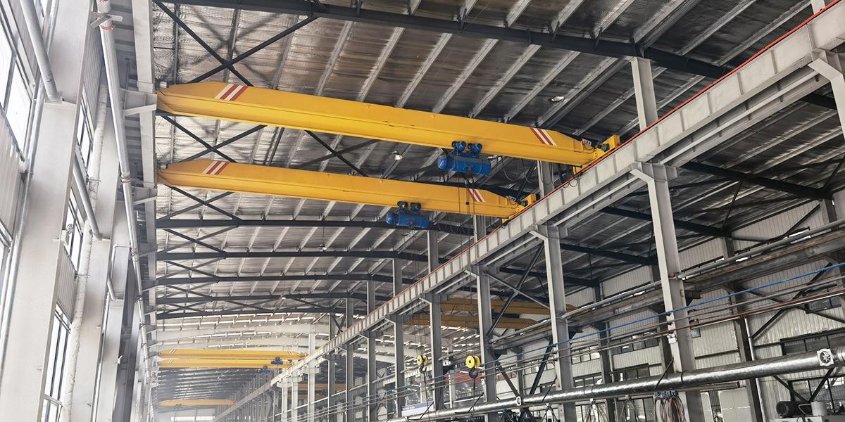 AQ-LD Small Overhead Crane Supplier