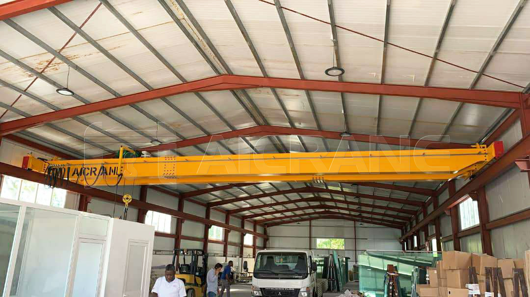 AQ-LH 5 Ton Electric Overhead Travelling Crane in Dominica