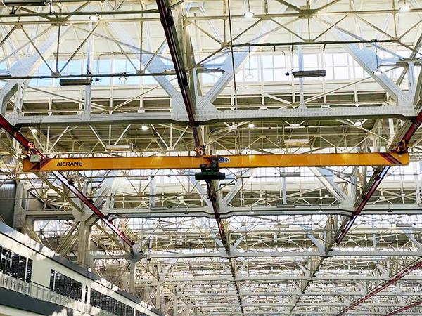 AQ-LX Under Running Overhead Crane Manufacturer