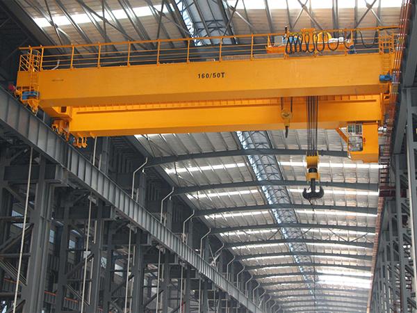 AQ-QDX European Type Double Girder Overhead Crane Manufacturer