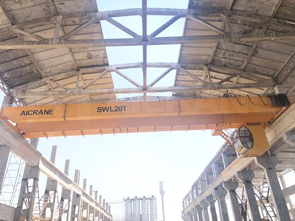 Electric Overhead Travelling Crane Price