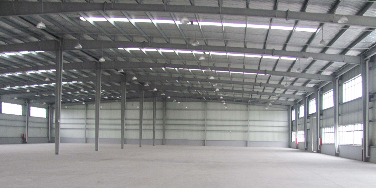 Factory Steel Structure For Sale