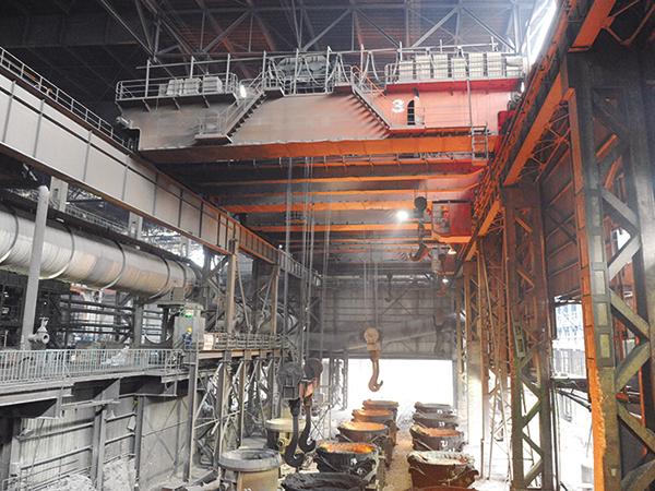 Steel Mill Overhead Crane