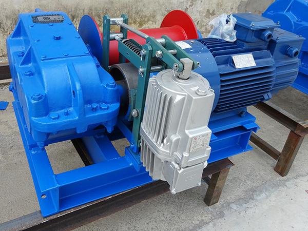 AQ-JK 5 Tons Winch Manufacturer