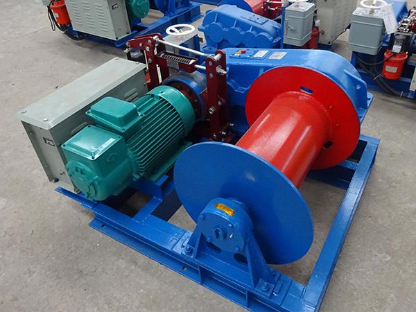 AQ-JM Electric Winch Machine 5 Ton Price
